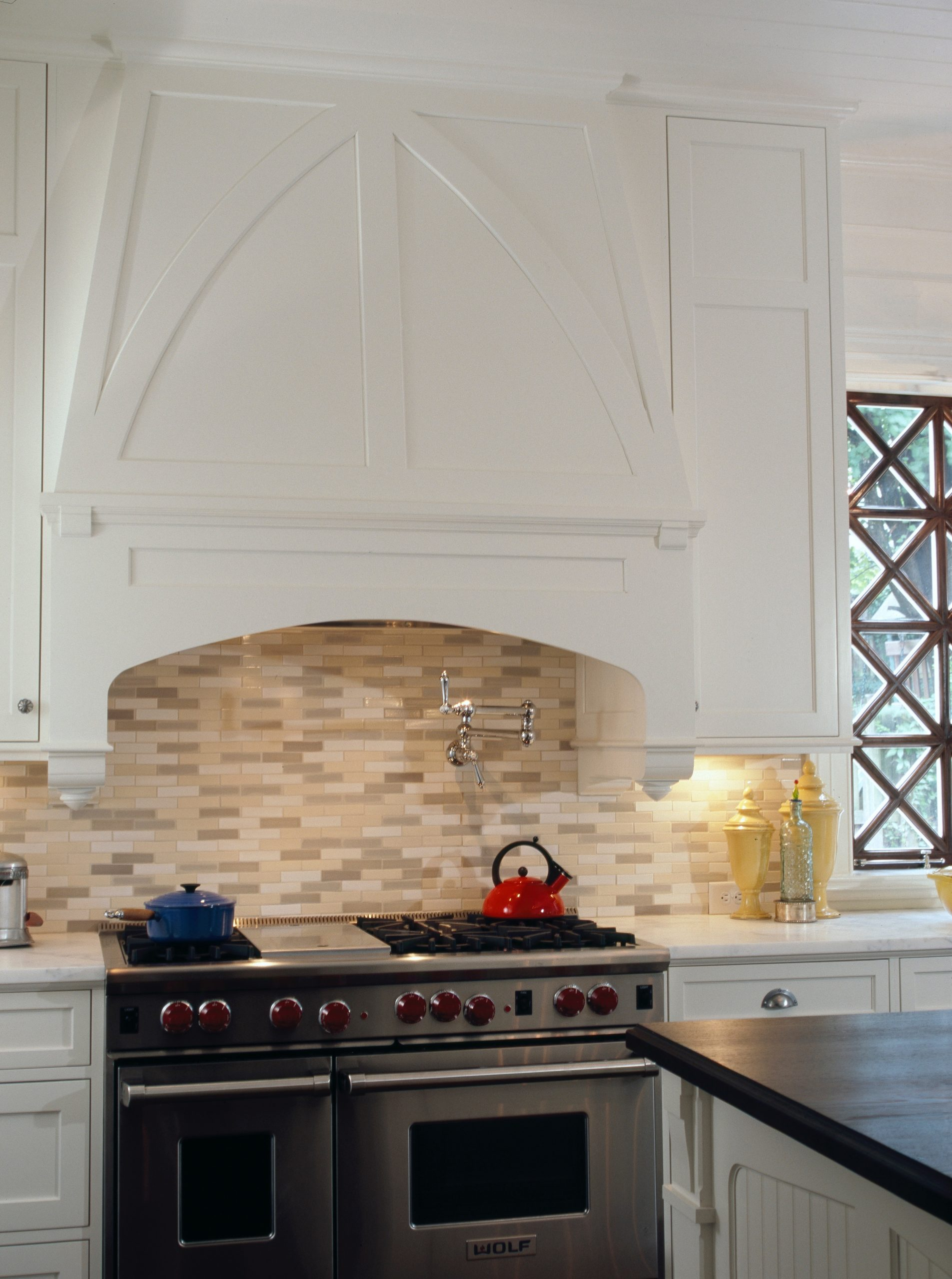 5 M kitchen range hood